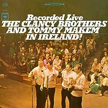 Recorded Live In Ireland!