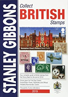 collect british stamps 2019