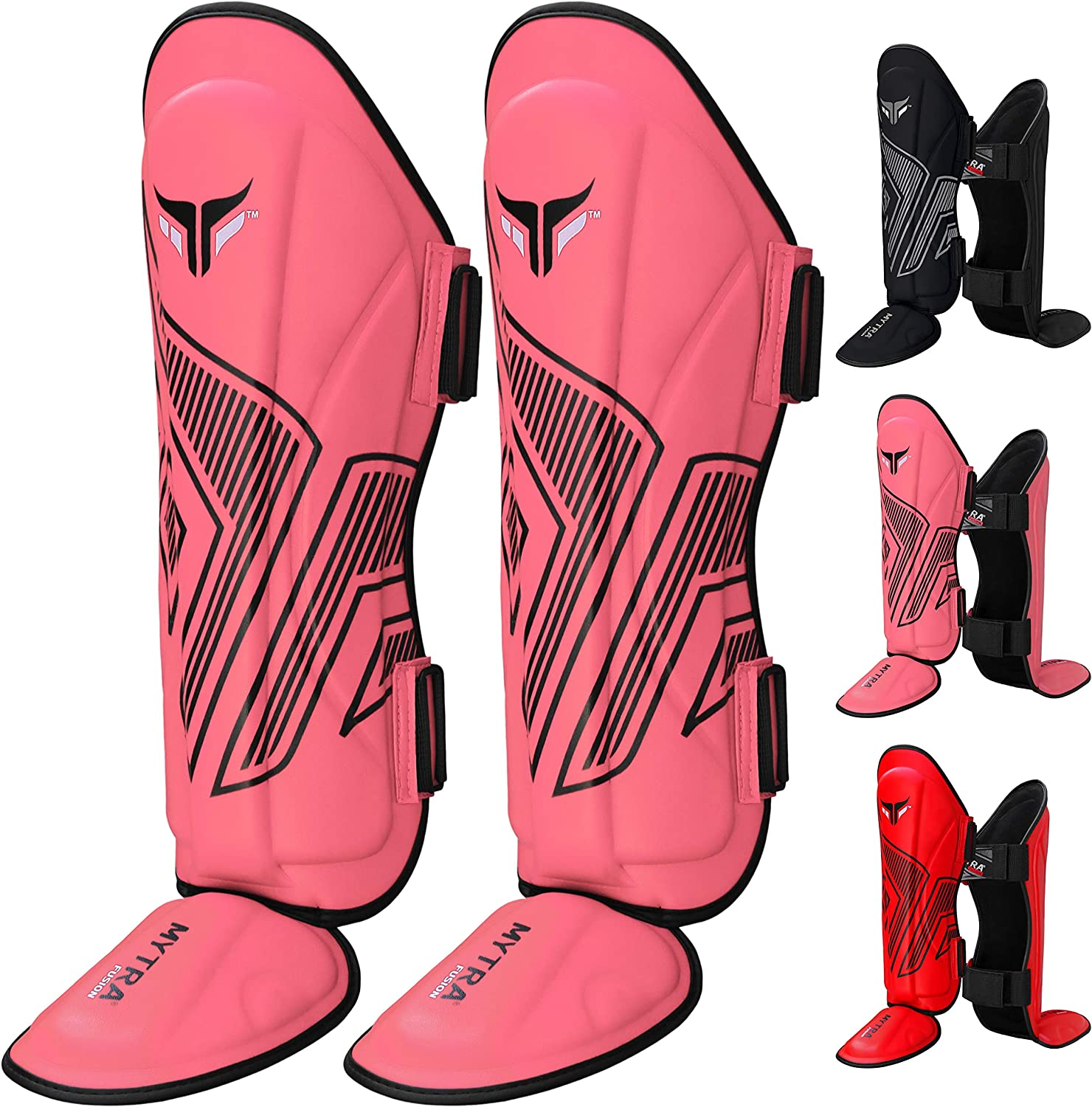 Mytra Fusion Adult Topics on Finally resale start TV Shin Pad Guard for Boxi Protector
