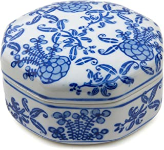 Best blue and white porcelain jewelry Reviews