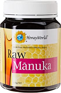 HoneyWorld Raw Manuka, 1kg