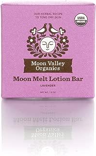Moon Melt Lotion Bar-Lavender