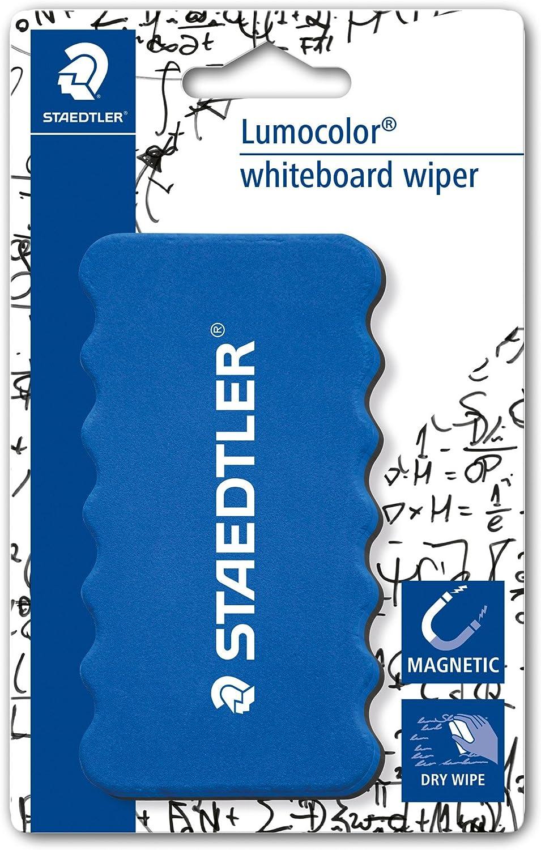 STAEDTLER Lumocolor whiteboard marker 6 pezzi, 10x Punta rotonda