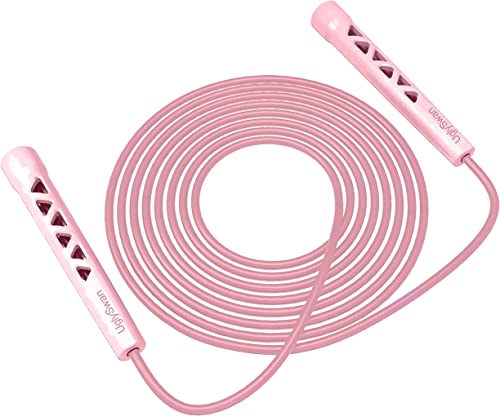 popular UglySwan Jump Rope Women, Thin Handle Jumping Rope high quality for wholesale Workout, Adjustable Skipping Rope for Exercise, Fitness, Endurance Training, Beginner outlet sale