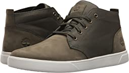Groveton Leather and Fabric Chukka