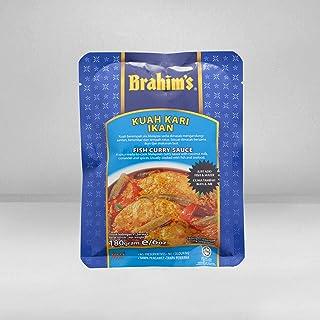 Brahim's フィッシュカレーソース(3~4人分)3袋