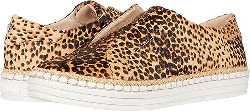 Natural/Black Leopard