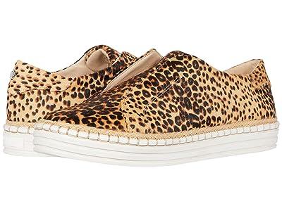 J/Slides Karla 2 (Natural/Black Leopard) Women