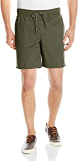 mens cargo shorts with drawstring