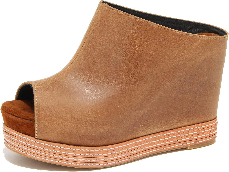 Jeffrey Campbell Campbell 8763N Sandalo damen Zeppa braun schuhe Sandals Woman  Top-Marke