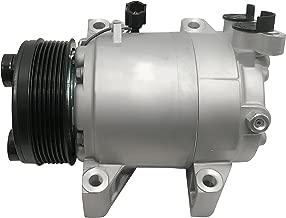 RYC Remanufactured AC Compressor and A/C Clutch FG641