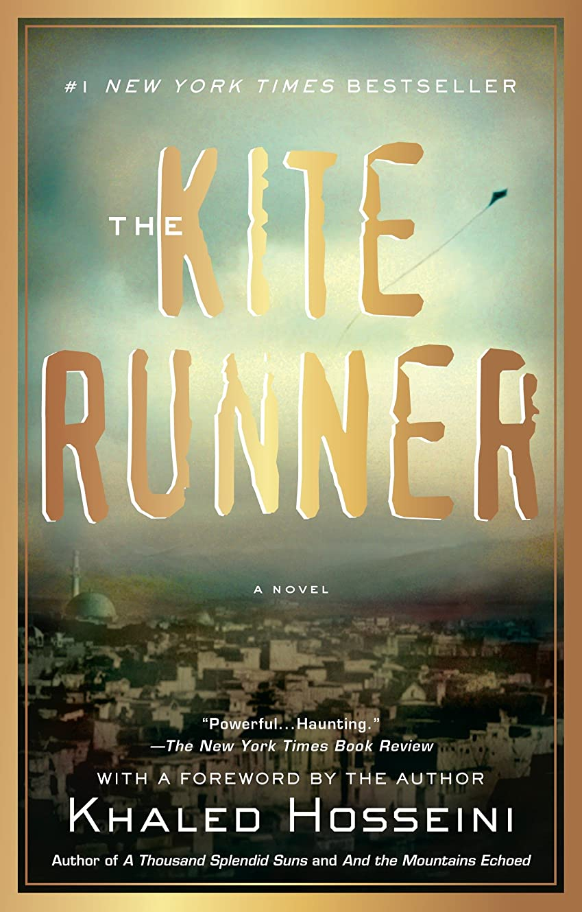 告発者つづりマラソンThe Kite Runner (English Edition)