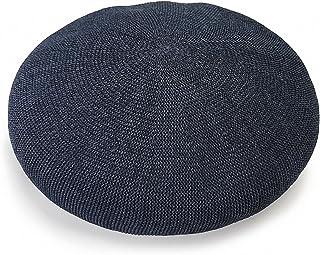 ベレー ベレー帽 サマーベレー クリスピーベレー 大きめ 春夏