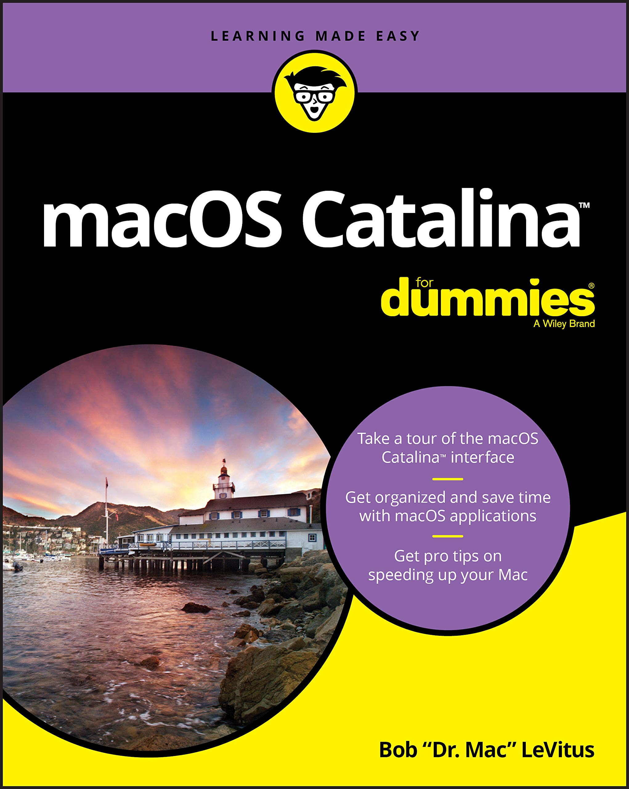 Image OfMacOS Catalina For Dummies (For Dummies (Computer/Tech))