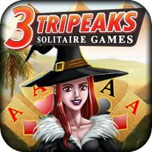 3 Tripeaks Solitaire Games