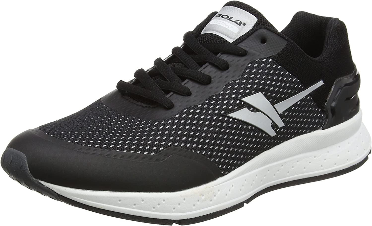 Gola Active Major Black Womens Running shoes Trail shoes