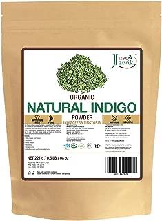 Best indigo leaf powder for hair Reviews