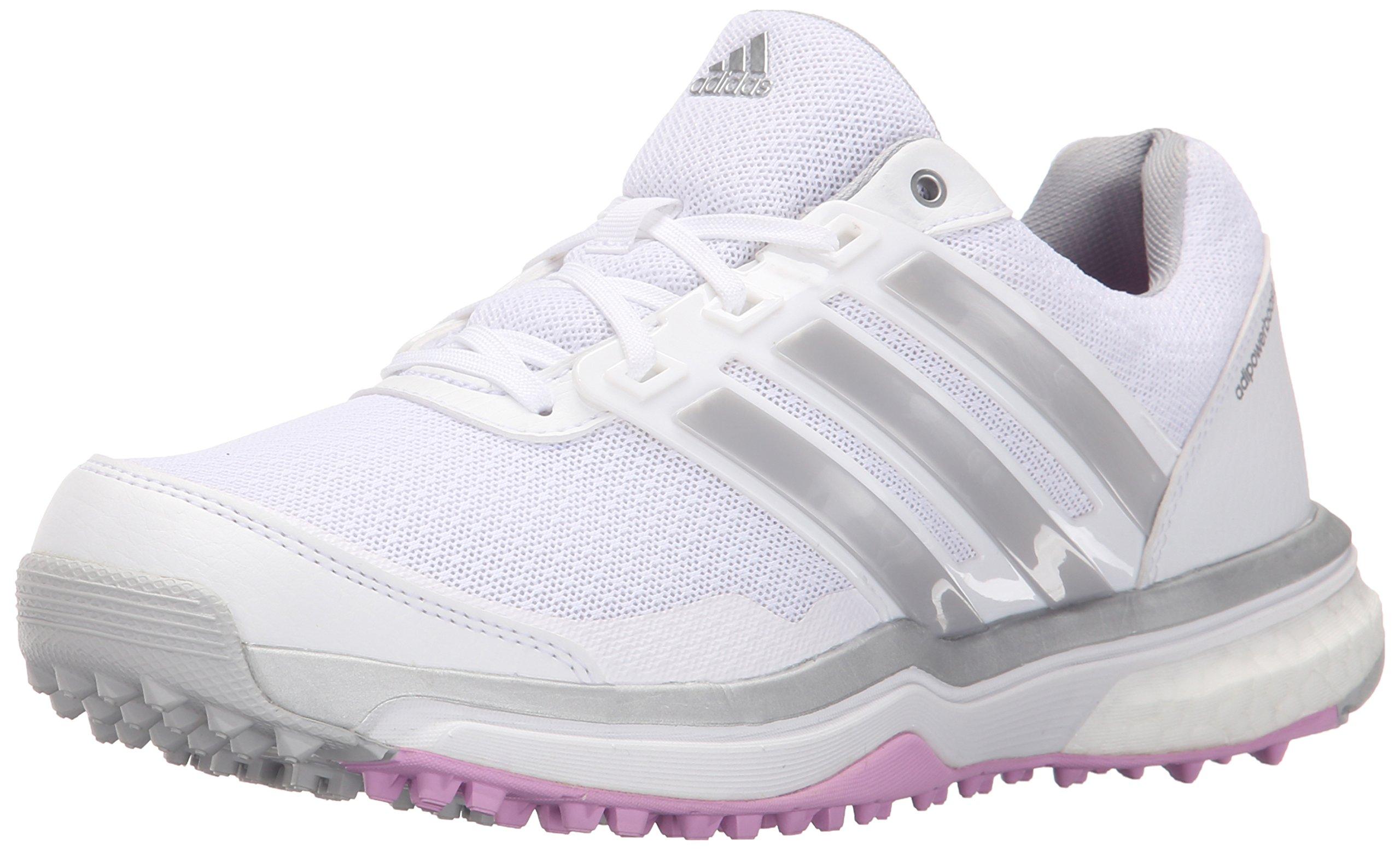 adidas Women's W Adipower S Boost II Spikeless Golf Shoe