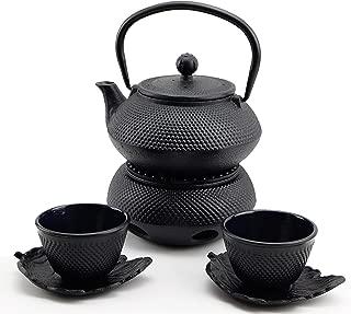 Best cast iron tea set with warmer Reviews