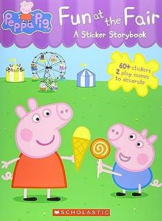 Fun at the Fair: A Sticker Storybook