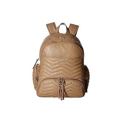 Steve Madden BLibby Steven Backpack (Taupe) Backpack Bags