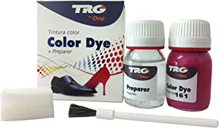 TRG the One Self Shine Leather Dye Kit #161 Magenta