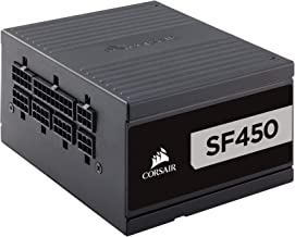 Corsair SF Series, SF450, 450 Watt, SFX, 80+ Platinum Certified, Fully Modular Power Supply (Renewed)