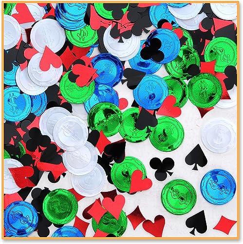 Poker Konfetti
