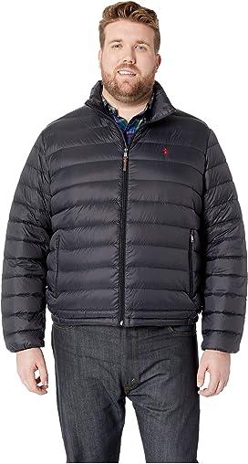 be9649b55 Big   Tall Lightweight Packable Down Jacket. Polo Ralph Lauren ...