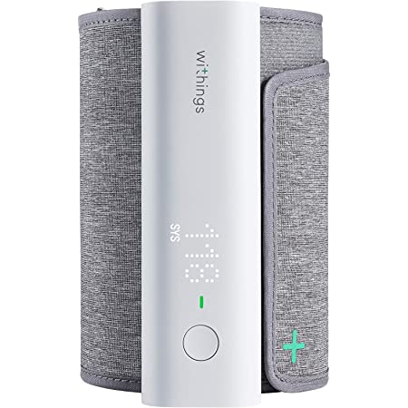 Withings BPM Connect - Wi-Fi Smart Blood Pressure Monitor: Medically Accurate, FSA/HSA Eligible, Connects Easily to app for iOS & Android