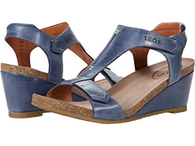 Taos Footwear Sheila (Dark Blue) Women