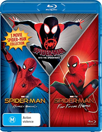 Spider-Man: Far From Home / Spider-Man: Homecoming / Spider-Man: Into the Spider-Verse
