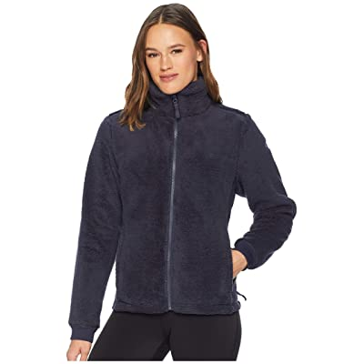 Helly Hansen Precious Fleece Jacket (Graphite Blue) Women