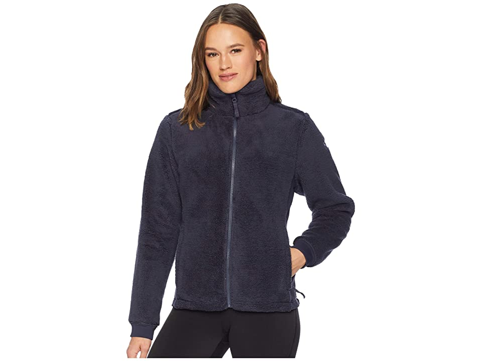Helly Hansen Precious Fleece Jacket (Graphite Blue) Girl