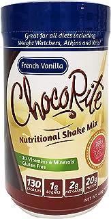 ChocoRite French Vanilla Protein Shake Mix