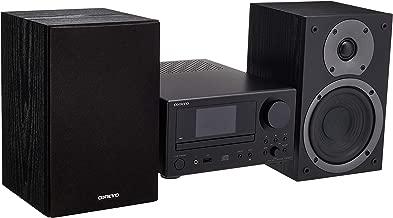 Onkyo Network Hi-Fi CD System Black (CS-N575)