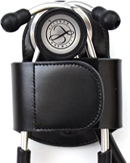 Stethoscope Holder with Closure and Belt Clip - Universal Stethoscope Holster