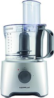 Kenwood fdp302si Multipro Compact Procesador de cocina, 800W, 2.1L, Plateado