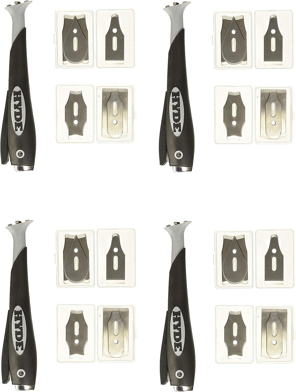 HYDE Contour Scraper shop with 6 1045 - New color Changeable multicolor Blades