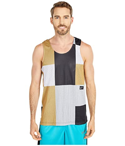 Nike Top Tank Sport Clash (Black/White) Men