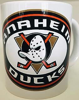 Mighty Ducks Tasse Accessoires Eishockey NHL Fan Team