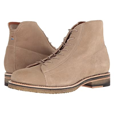 Two24 by Ariat Webster (Biscotti Suede) Cowboy Boots
