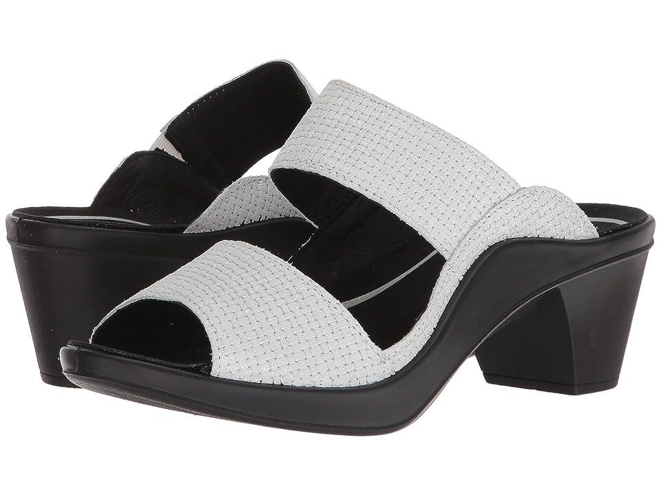 Romika Mokassetta 315 (White) Women's Clog/Mule Shoes