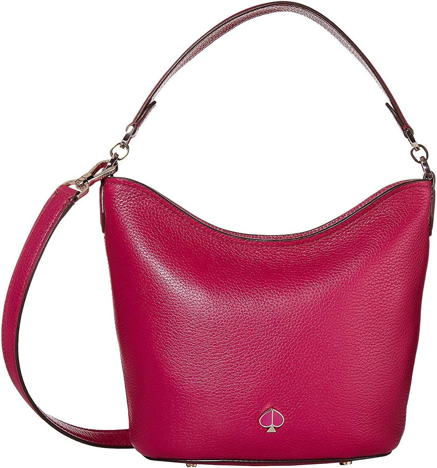 Kate Spade New York Polly Small Hobo Bag Berry Blitz One Size