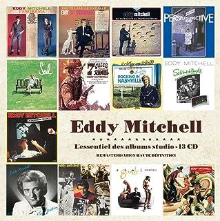 Eddy Mitchell - L'ess.Albums Orig.13Cd