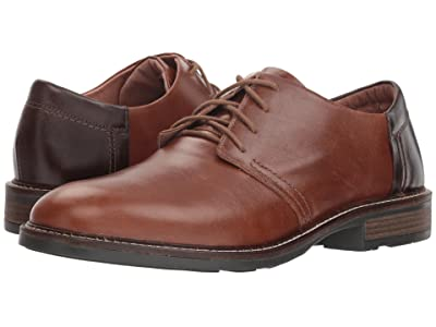 Naot Chief (Maple Brown Leather/Walnut Leather/Toffee Brown Leather) Men