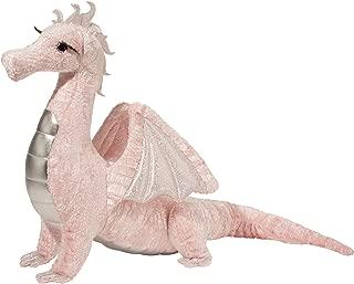 Cuddle Toys 715 Shreya Dragon Toy, Pink