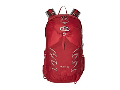 Osprey Talon 22 (Martian Red) Backpack Bags