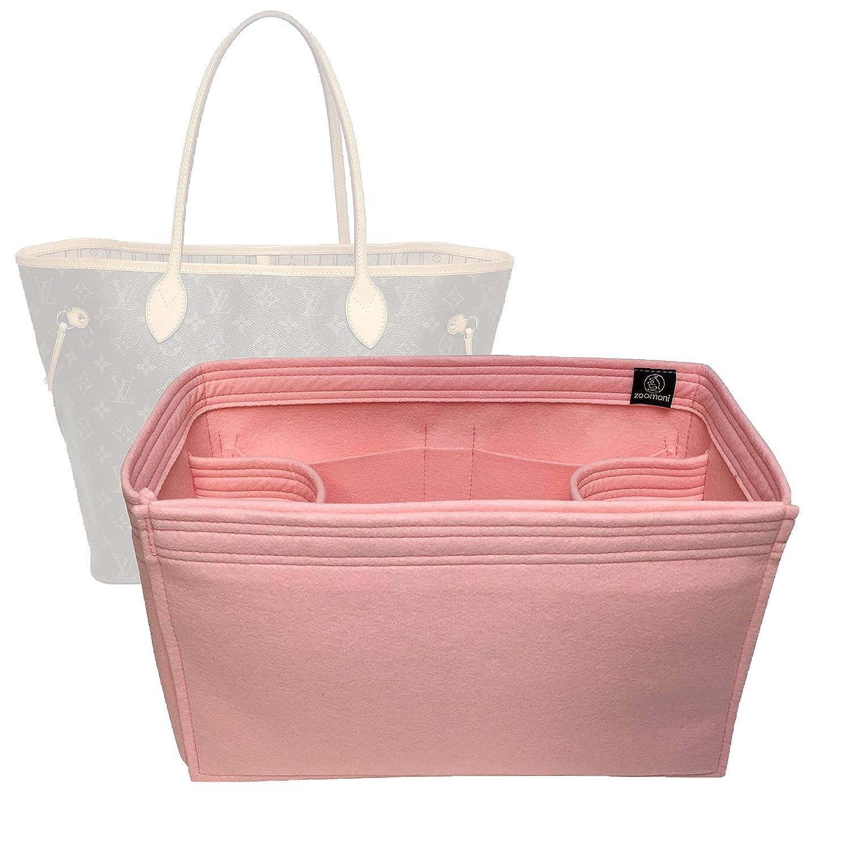 Bag Organizer for Ultra-Cheap Deals LV Neverfull MM Co Premium Felt 20 Handmade Kansas City Mall -
