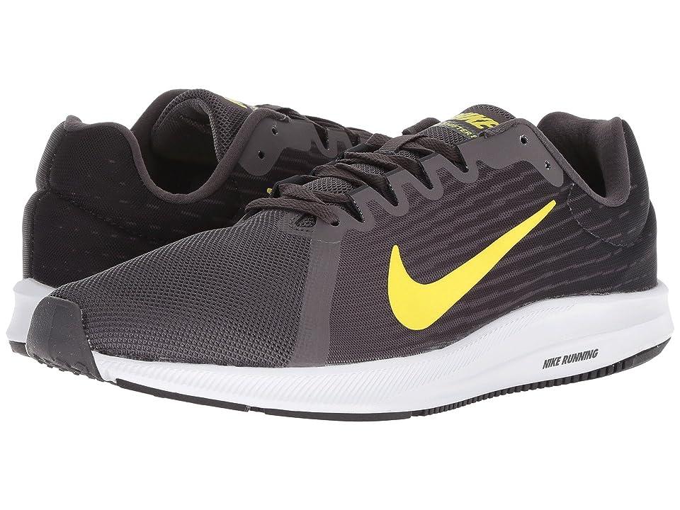 Nike Downshifter 8 (Thunder Grey/Dynamic Yellow/Oil Grey) Men
